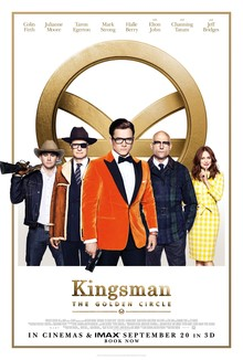 Kingsman The Golden Circle - Visit now to watch the trailer, rate, review and more.