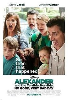 Alexander and the Terrible, Horrible, No Good, Very Bad Day