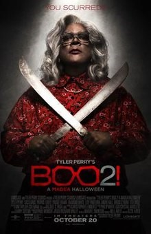 Boo 2! A Madea Halloween (Cast and Crew) - Visit now to watch the trailer, rate, review and more.