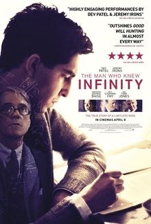 The Man Who Knew Infinity - Rate-Review-Make Lists and more